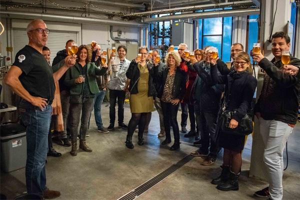 bierproeverij met rondleiding Eindhoven